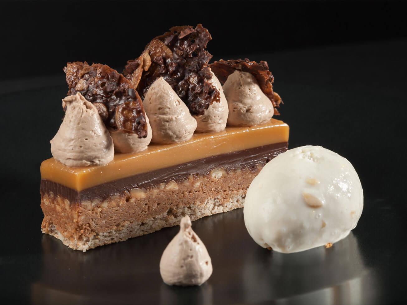 dessert le karo