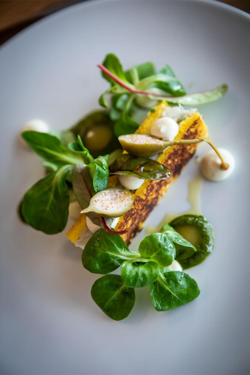 plat salade le karo